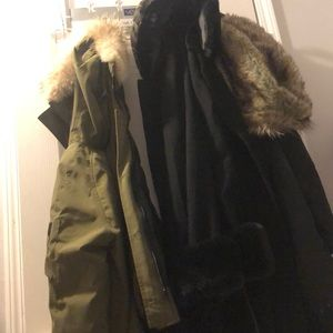 canada goose -xs military green bomber